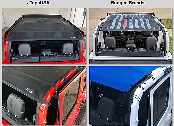 Custom Jeep Wrangler Accessories And Shade Tops Jtops Usa In