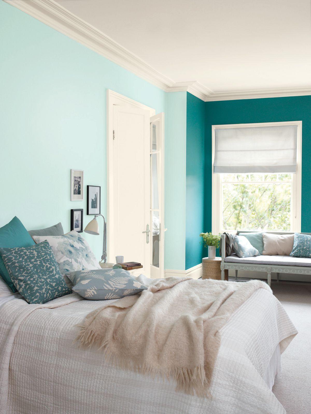Pale Green Living Room