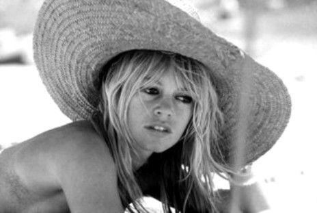 Brigitte Bardot.