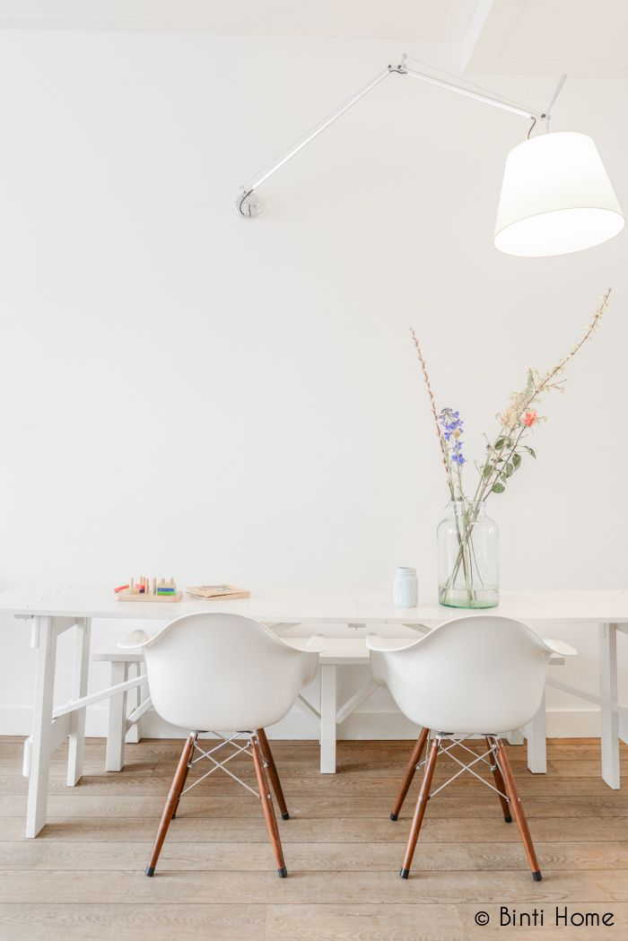 projects idea of white eames chair. Room Binti Home Blog  Family home in Amsterdam for Kid Coe Ideas
