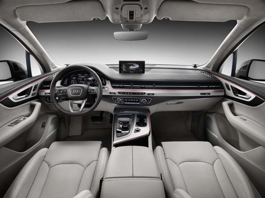 2016 Audi Q7 Interior Audi Q7 Interior Audi Q7 Audi Q7 Price