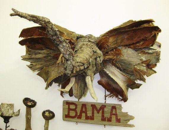 Driftwood Sculpture Custom Your Team Mascot by DriftingIdeas, $1299.00