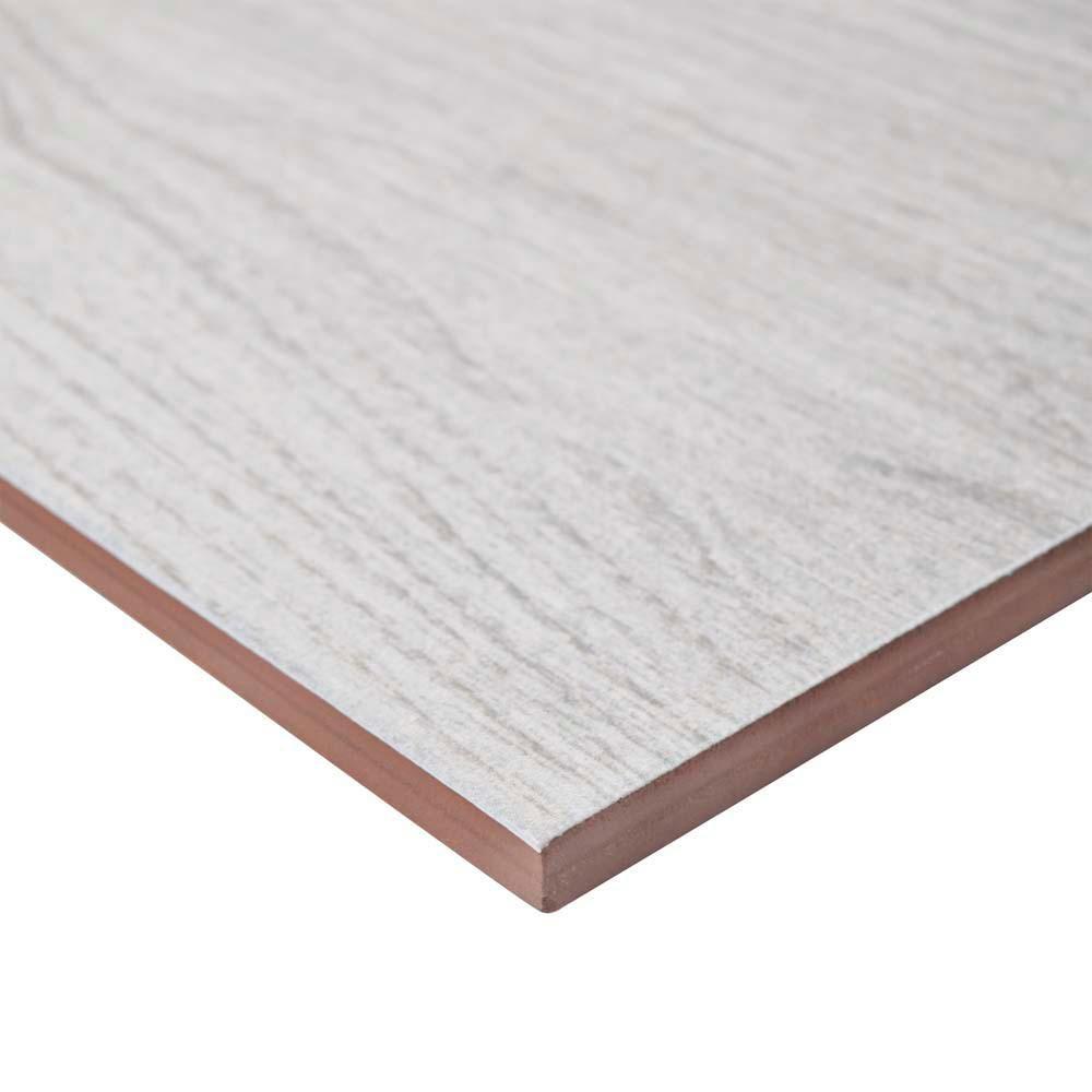 Merola Tile Fronda Perla 7-7/8 in. x 23-5/8 in. Ceramic Floor and ...