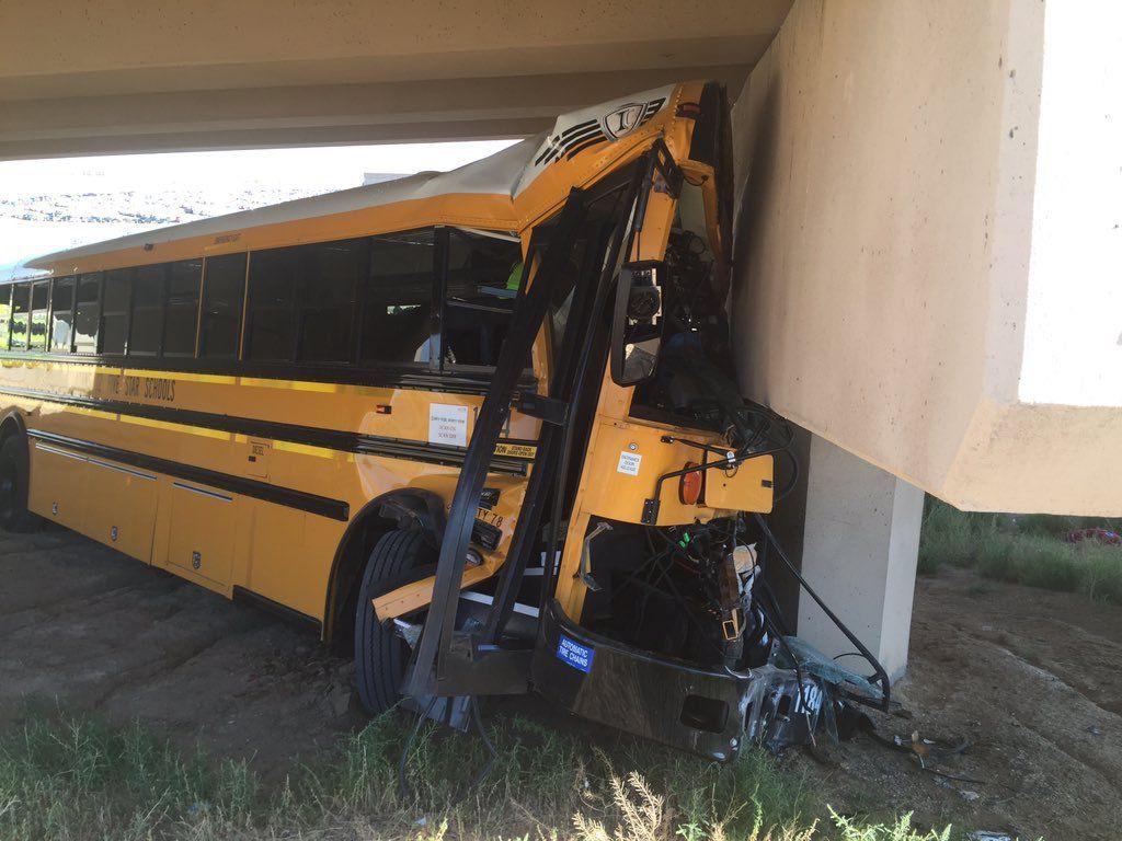 Adams 12 Five Star Schools Bus Accident Denver International