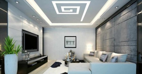 gypsum ceiling decoration #Expert #interior #Decoration #intérieur ...