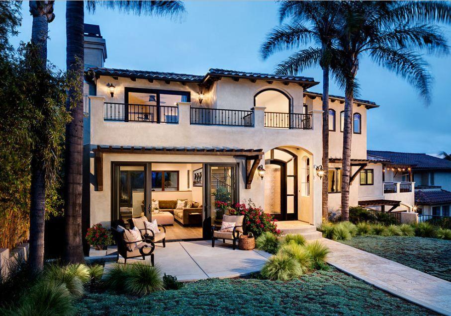 26 Majestic Modern Mediterranean House Design - Bahay OFW ...