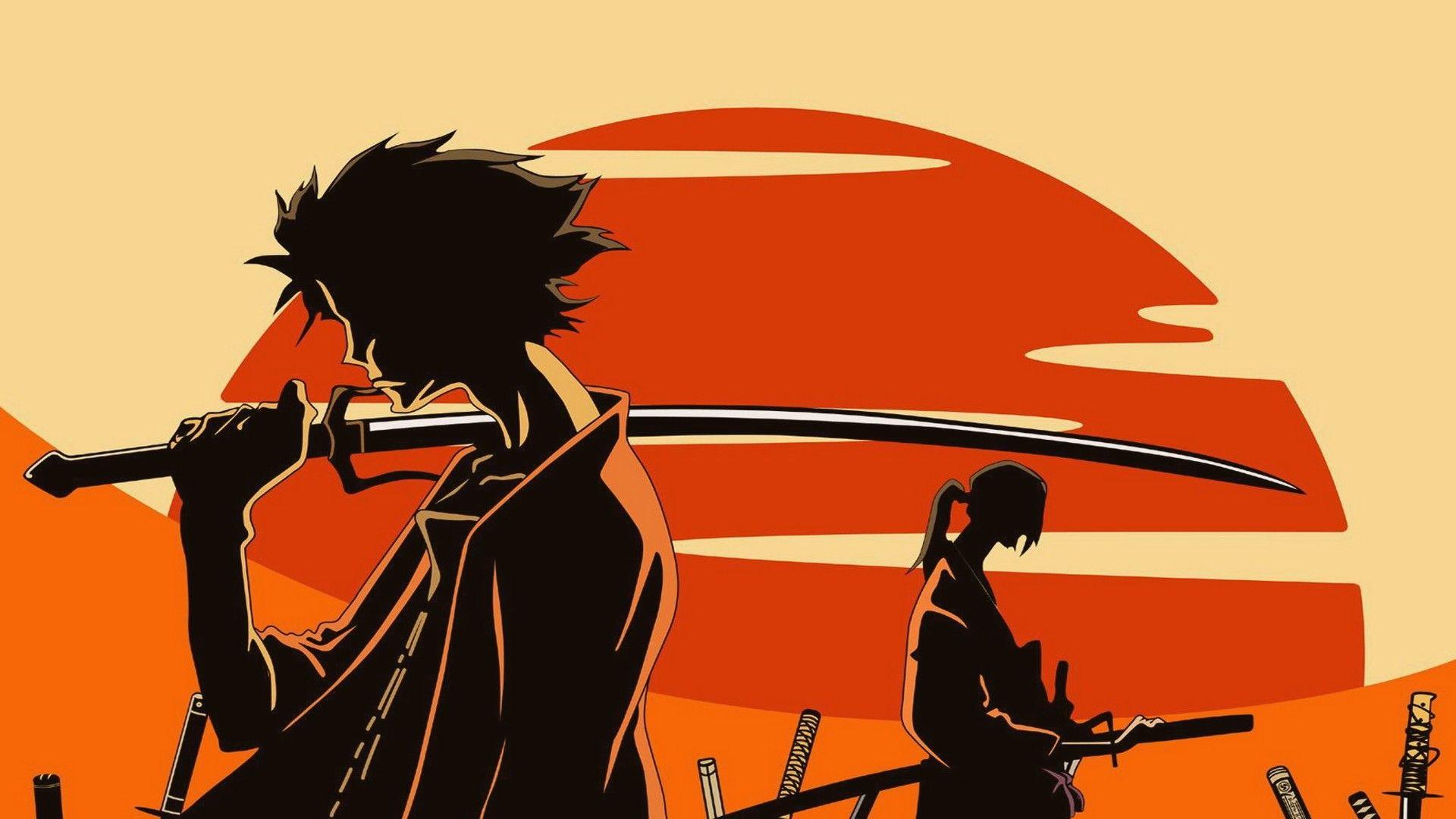 Pin By Alex Hill On Nerdices Samurai Champloo Samurai Samurai Anime