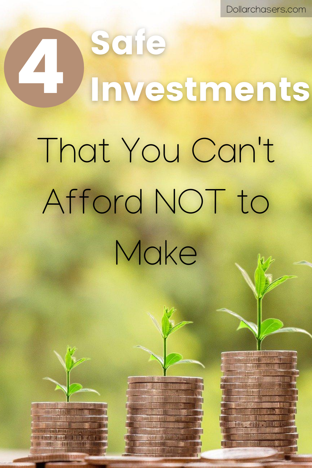 Safest investments to make money silver grove investments