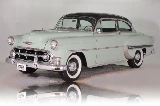 1953 Chevrolet Bel Air Auto De Lujo Coches Clasicos Autos