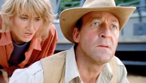 4dd801adcfe49 Dr. Ellie Sattler and Robert Muldoon in Jurassic Park