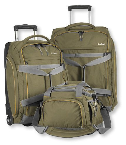 Quickload Luggage Set Quickload Free Shipping At L L Bean Luggage Luggage Sets Bags