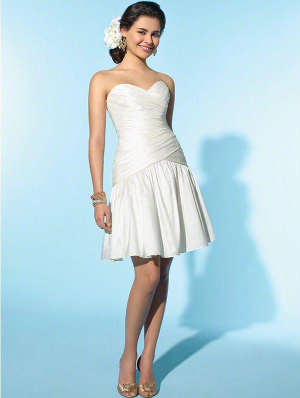 Short Casual Wedding Dresses Casual Wedding Dresses Pinterest