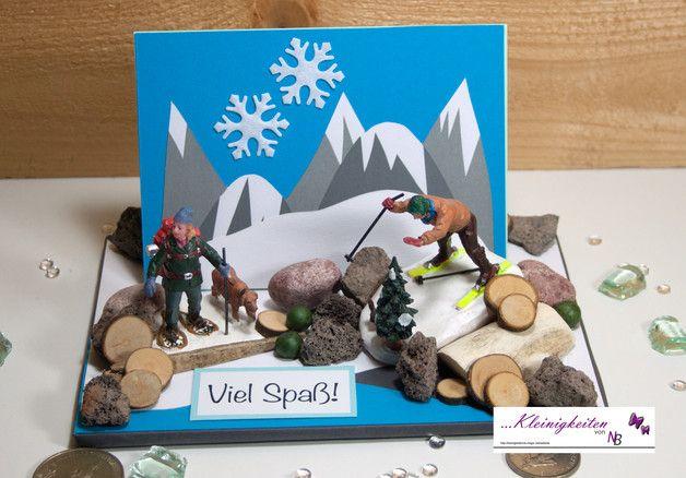 Gutscheine Ski Karte Winter Urlaub Fur Gutscheine O Geld Ein