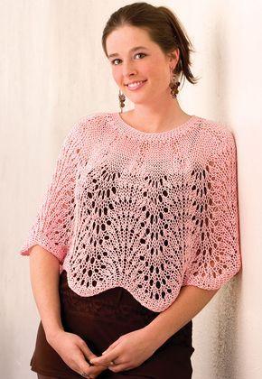 Capelet Knitting Patterns | Pinterest | Häkelmuster