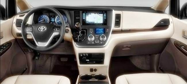 2018 Toyota Sienna Hybrid Release Date Australia The Concept Car Will Introduce Itself To Business Sector Industry