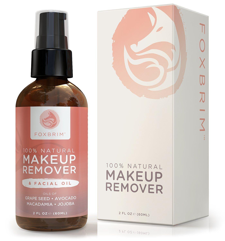 Natural Makeup Remover Косметика, Упаковка, Дизайн упаковки