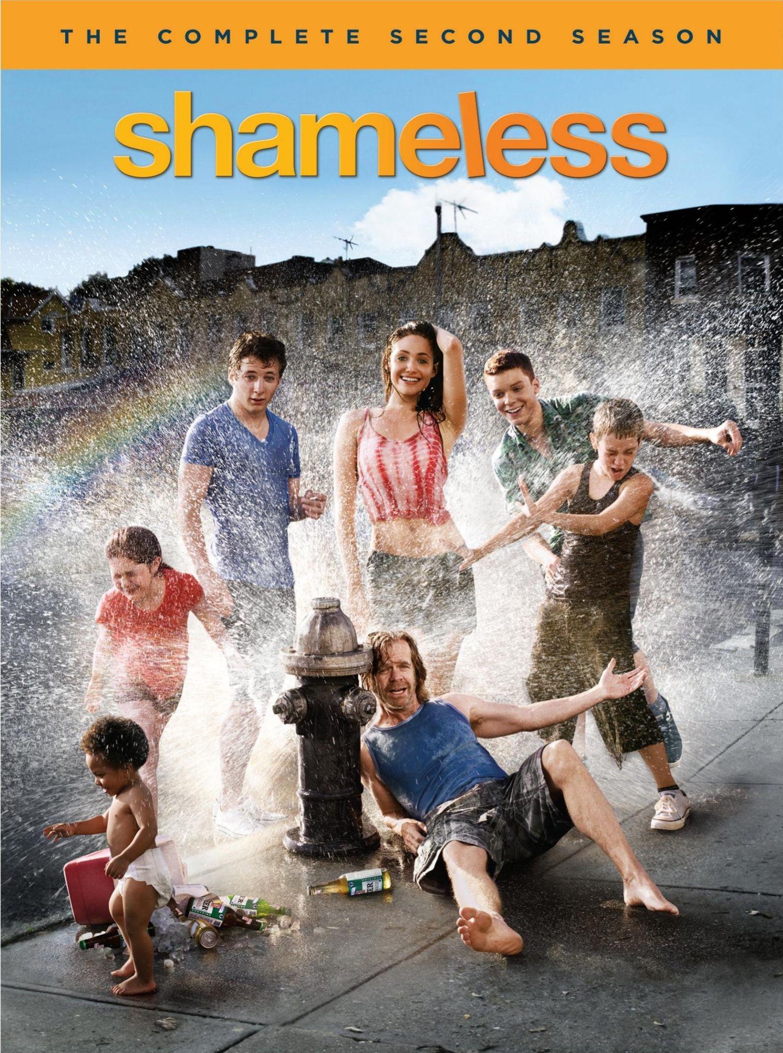 shameless: the complete second season | shameless | pinterest | tvs