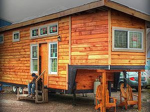 Willamette Farmhouse by Tiny SMART House House TinyTravel