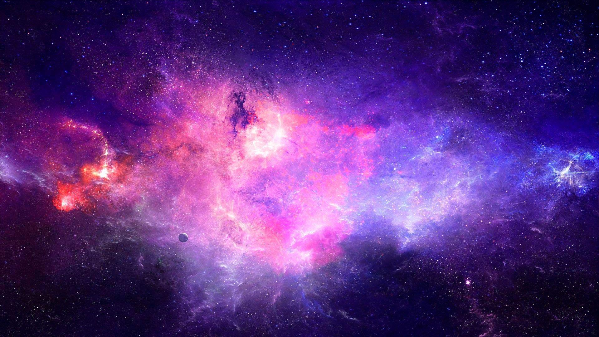 Galaxy 1080p Background 1920x1080 Hd Galaxy Wallpaper Galaxy Wallpaper Wallpaper Notebook