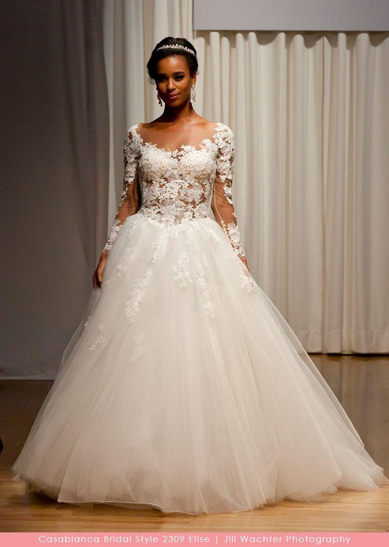 Proper Wedding Dress for New York