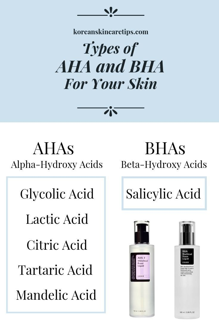 Photo of Is AHA or BHA Better For Acne? – Korean Skincare Tips