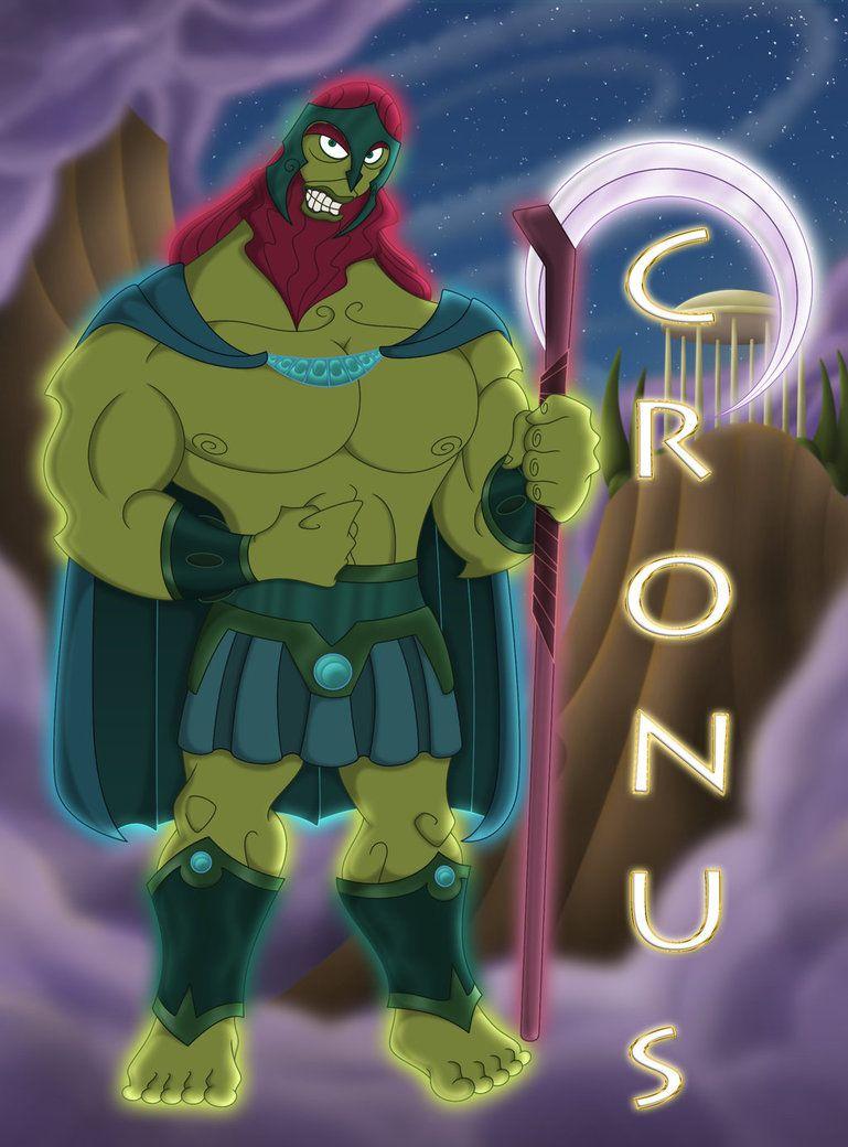 Cronus Saturn For The Greeks It Was Known As Cronus