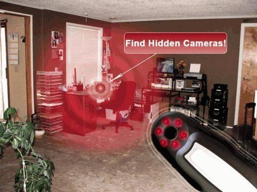 mini camera detector by brickhouse security by brickhouse security mini camera detector by brickhouse security by brickhouse security 79 99 hidden cameras use