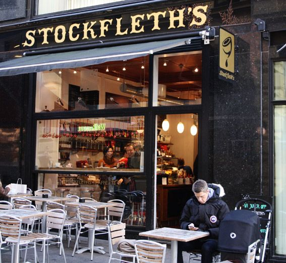 Stockfleths Oslo Nordic Coffee Culture Deli Cafe Quality Coffee Cafe