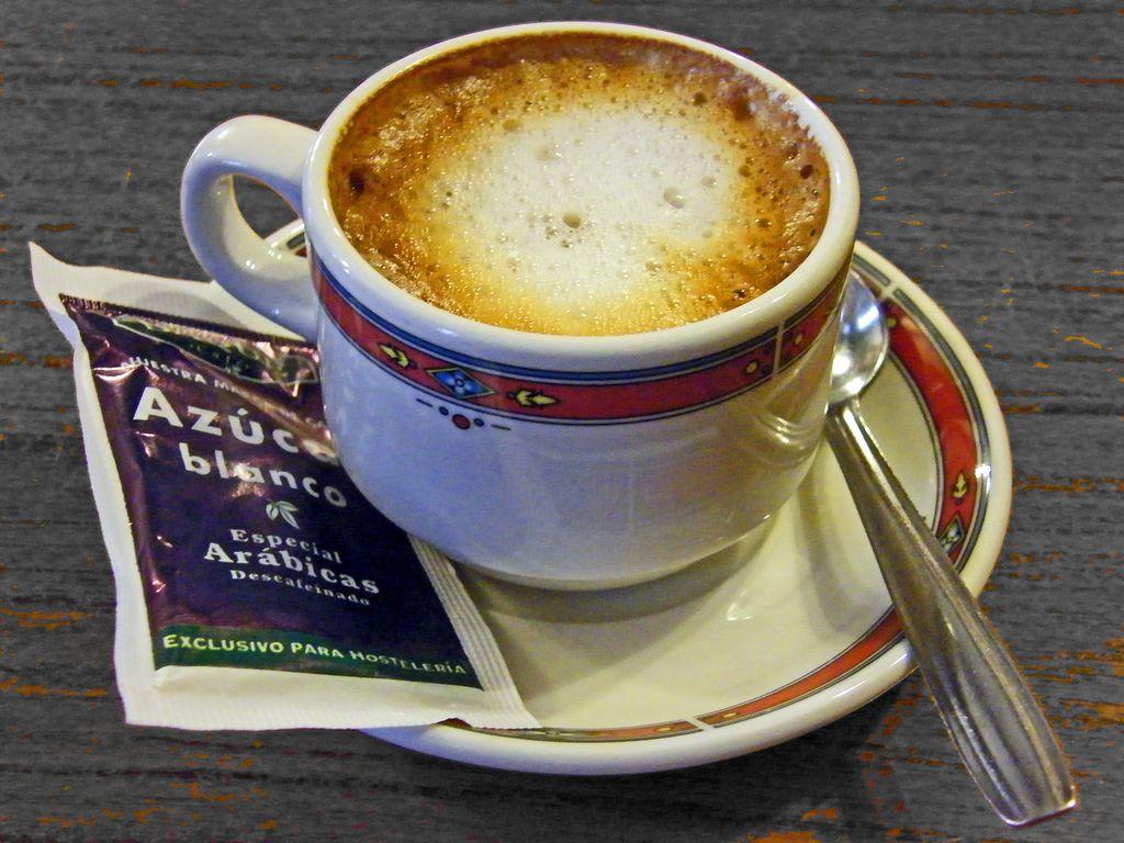 "El millor cafè del meu mon, a la fi de la vall d'Atxondo (""El mejor café de mi mundo se encuentra al final del valle de Atxondo"",""The best coffe of my world, in the end of Atxondo's Valley"")"