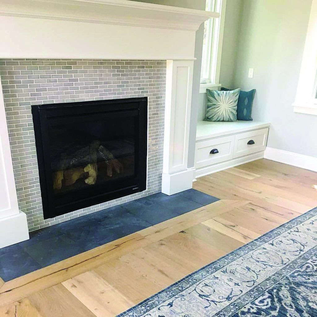 Fireplace Hearth Tile Designs Heppe