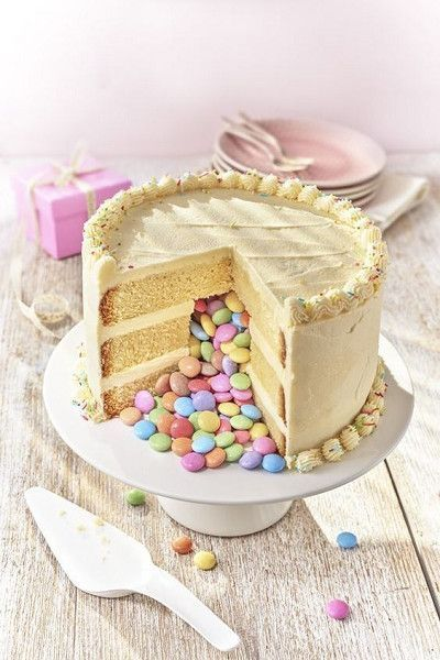 Photo of Pinata Cake
