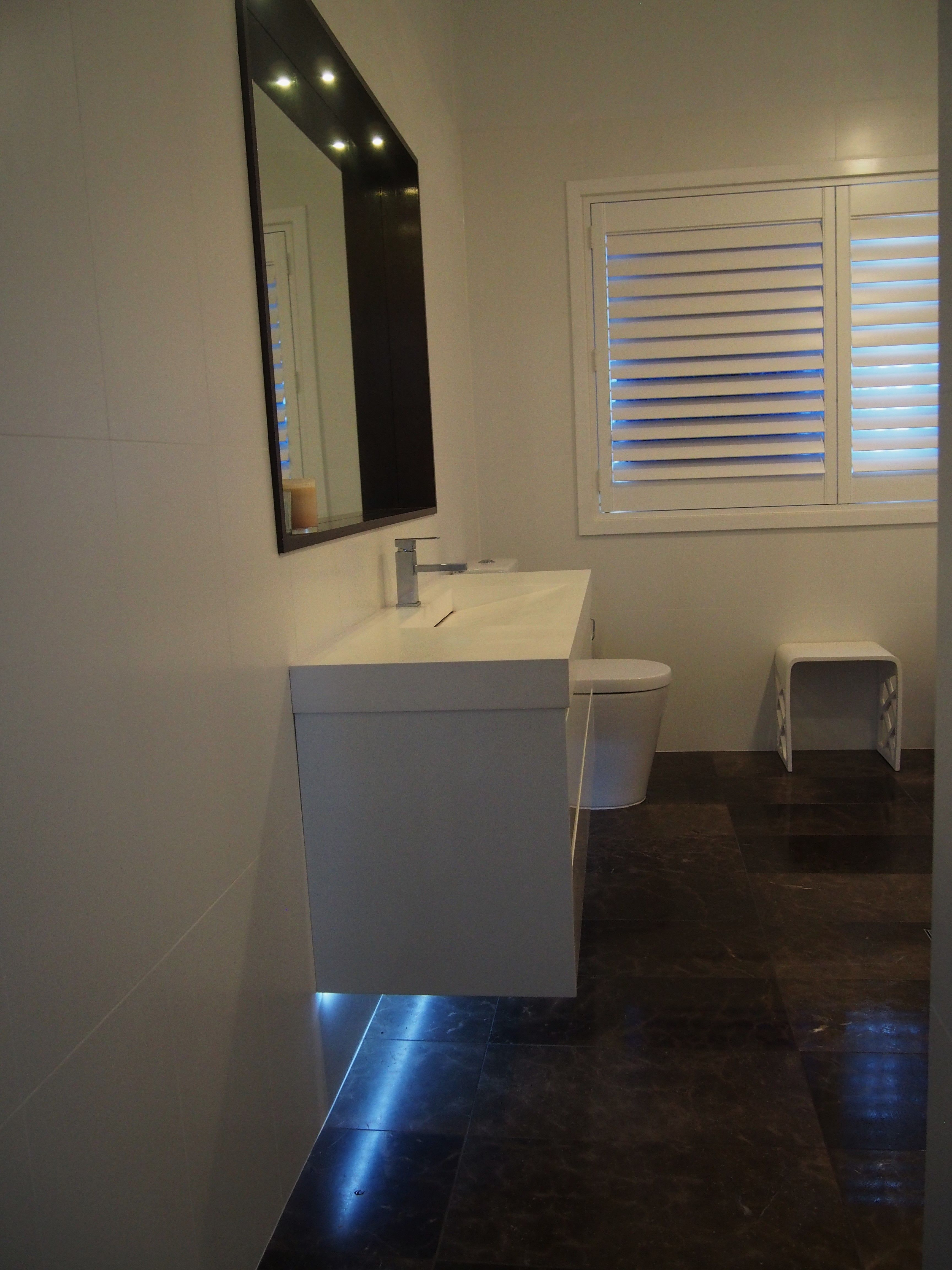 Bathroom Lighting Led Recessed Mirror Lights U0026 Under Vanity Led Strip Lighting All In Warm Deco Led Deco Led