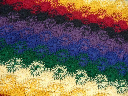 Vibrant Catherine Wheel Pattern Video Tutorial Wheels Crochet