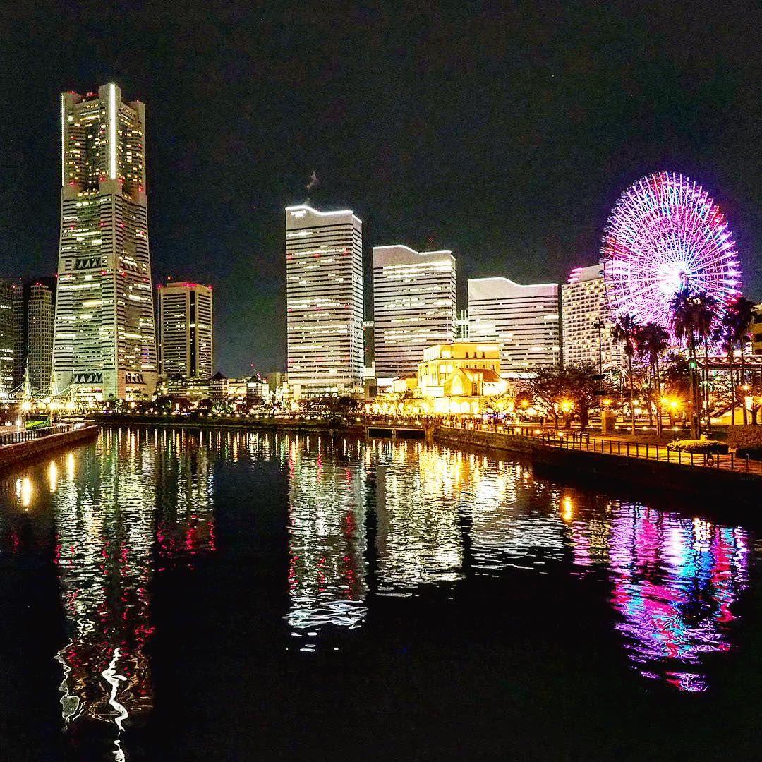 Yokohama On My Mind おしゃれまとめの人気アイデア Pinterest Betty Smith 2021 みなとみらい 夜景 美しい風景 横浜