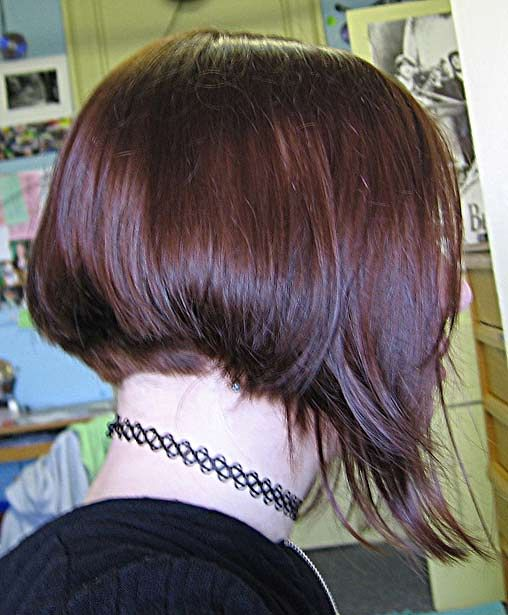 Hairxstatic Short Back Bobbed Gallery 2 Of