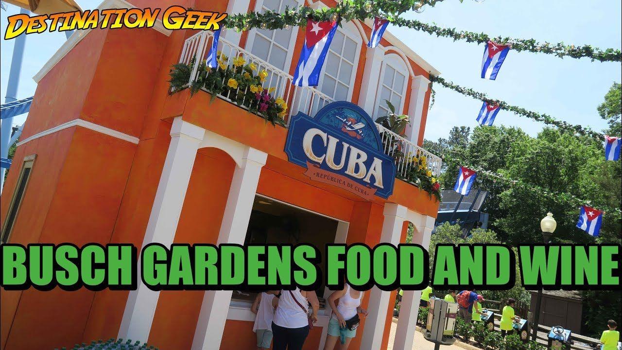 213a496ae2bb63af175033a57266f247 - Busch Gardens Food And Wine Festival 2018 Dates