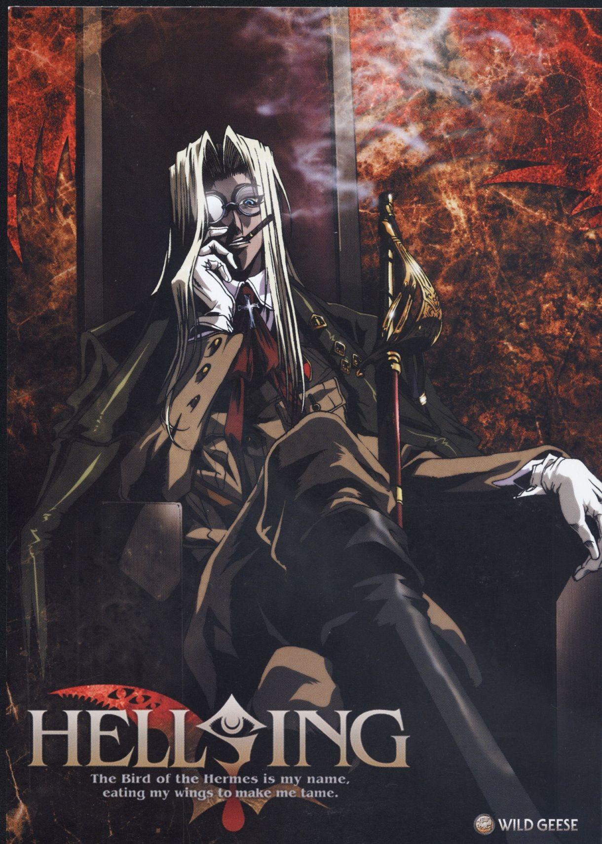 Hellsing Hellsing, Hellsing alucard, Alucard
