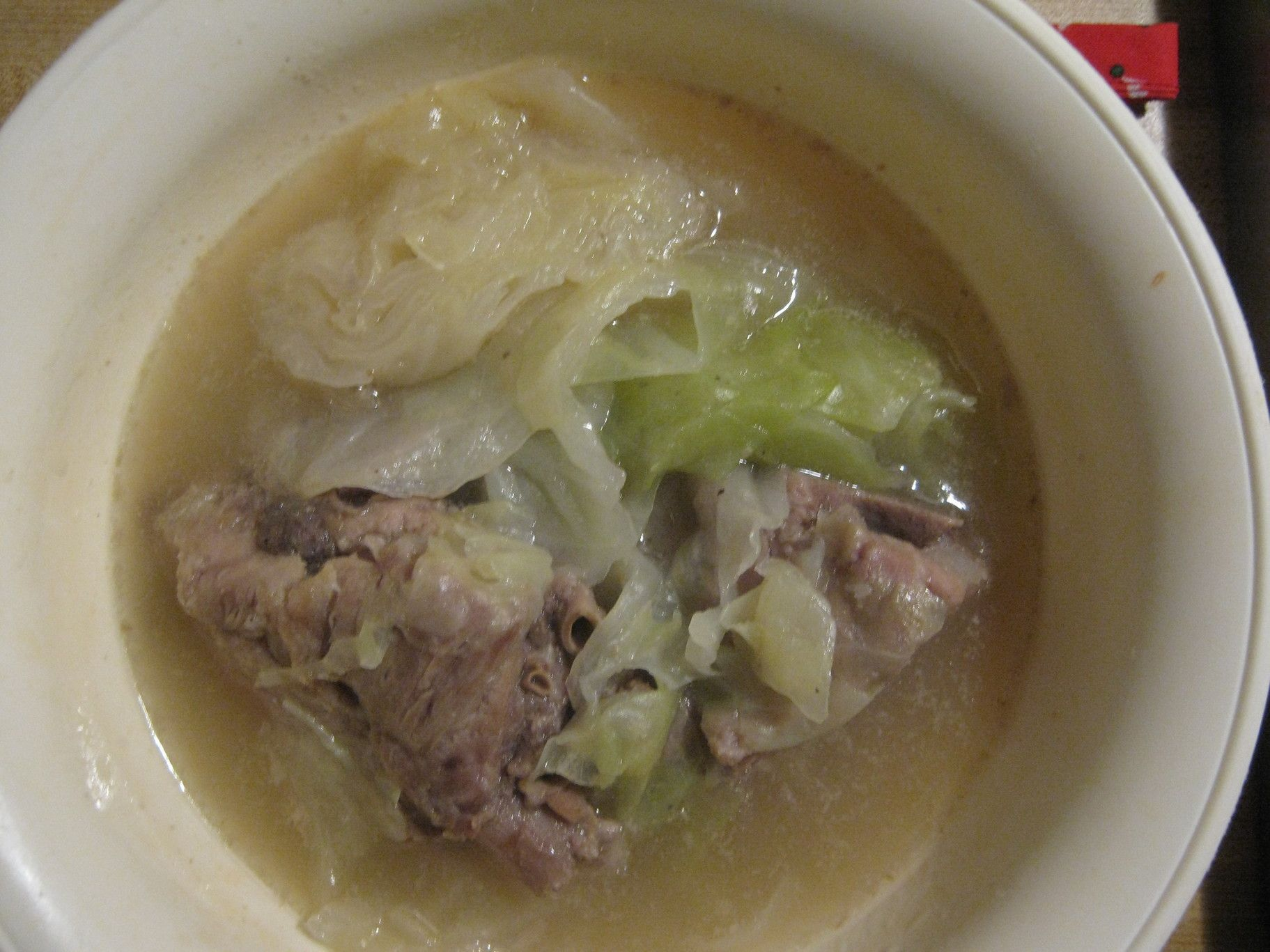 Cabbage pork recipes easy