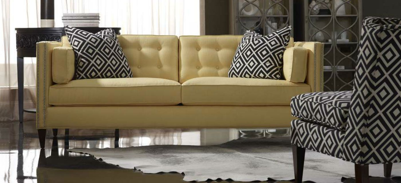 Unique Modern Home Furnishings Sam Moore White Pillows Accent Entertainment Furniture