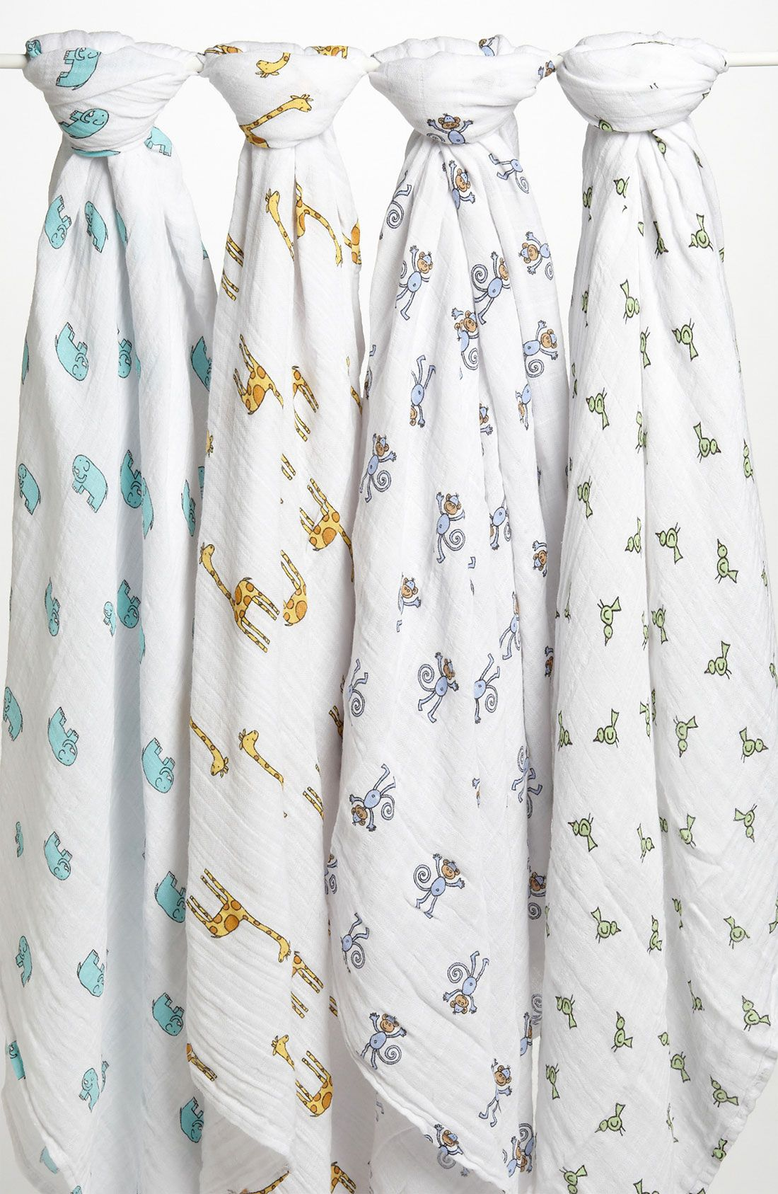 Aden And Anais Swaddle Blankets Aden  Anais Classic Swaddling Cloths 4Pack  Baby  Pinterest