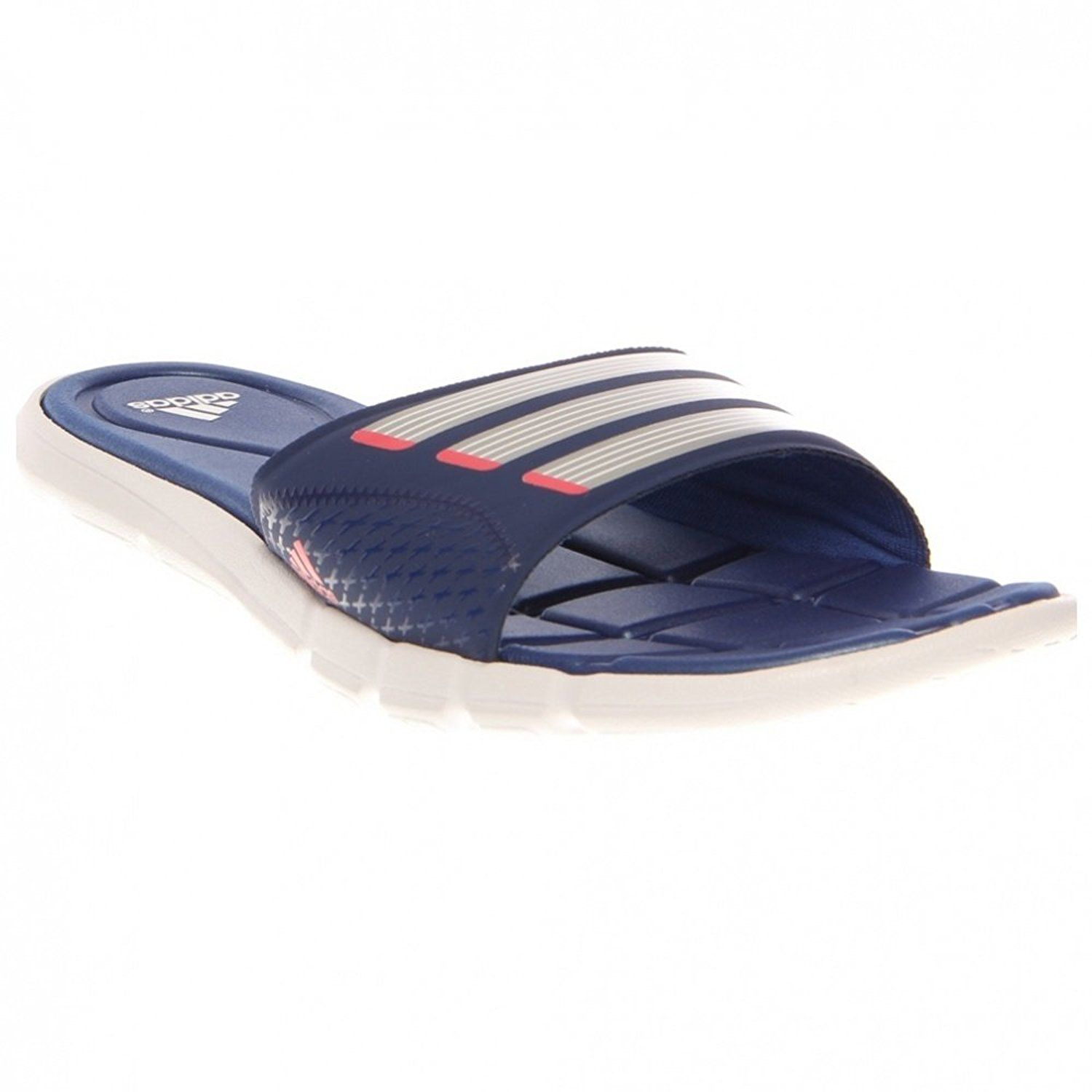 6ecdde24e388b6 Adidas adipure 360 Slide Blue Pink Ladies Sandals    Hurry! Check out this  great item   Sandals