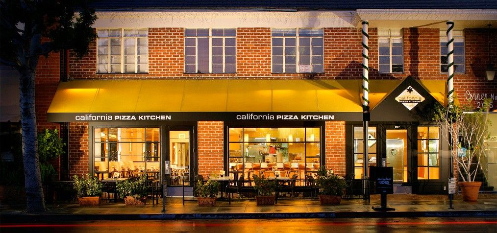 The Very First California Pizza Kitchen Location In Beverly Hills.