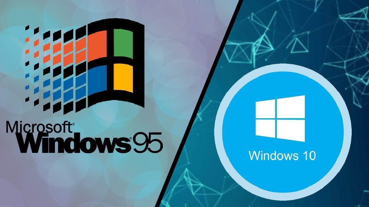 How To Install Windows 95 On Windows 10 Window Installation