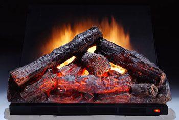 Electric Fireplace Log Insert Al24n001 Arrowflame Electric