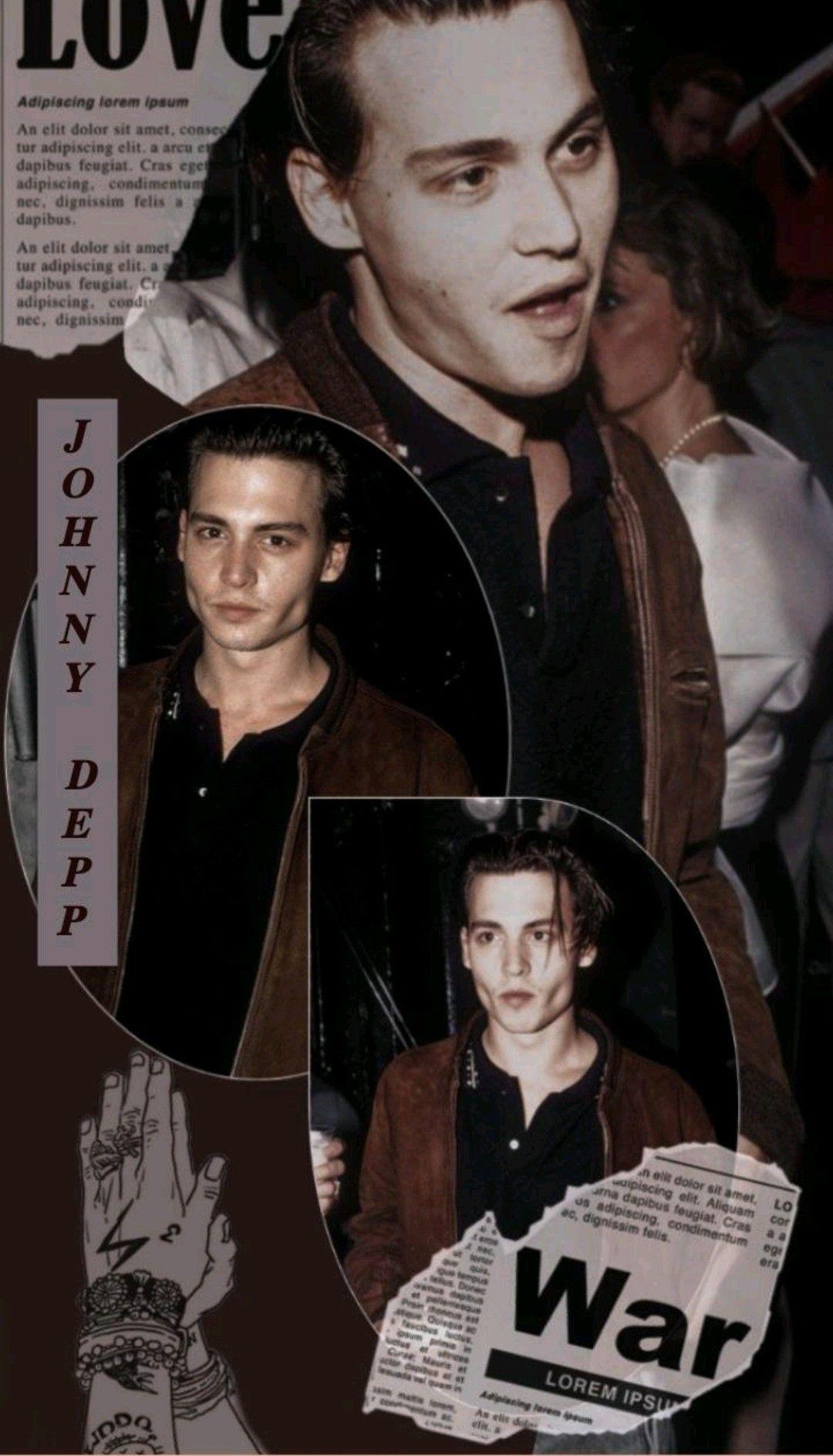 Johnny Depp Wallpaper Johnny Depp Wallpaper Johnny Depp Young Johnny Depp