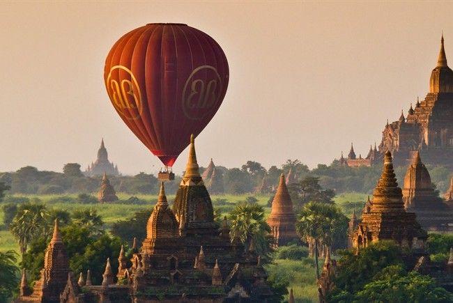 BAGAN, BIRMANIA (MYANMAR)
