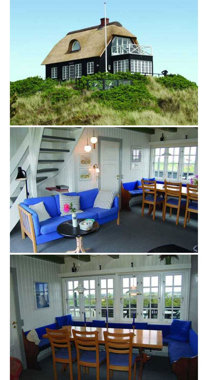Amalie loves Denmark Ferienhaus am Vejers Strand cottage