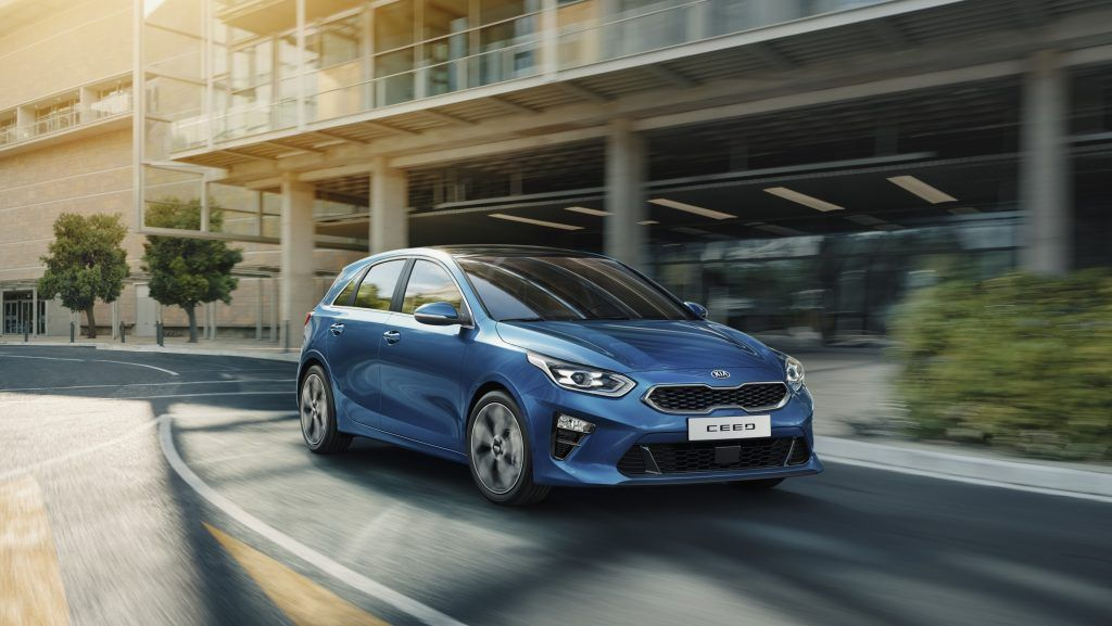 2019 Kia Ceed Review Release Date Design Price Interior Engine Photos