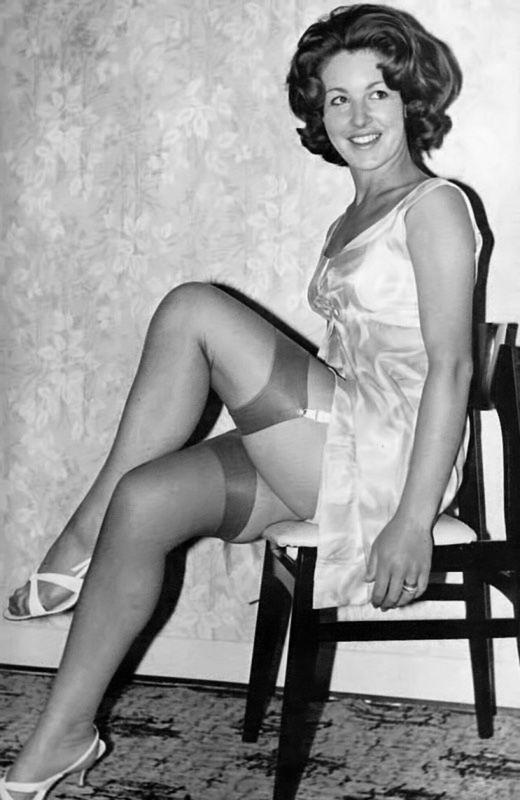 Assured Vintage stockings spick and span