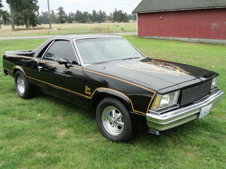Pics 1978 El Camino Natas1979 S 1978 Chevrolet El Camino